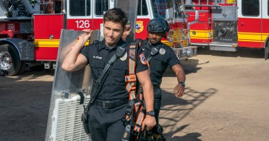 "9-1-1: Lone Star season 1, episode 3 recap - letting your hair down in ""Texas Proud"""