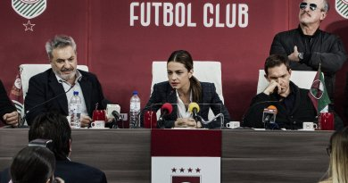 Puerta 7 (Netflix) review - politics and football violence collide in a decent crime thriller