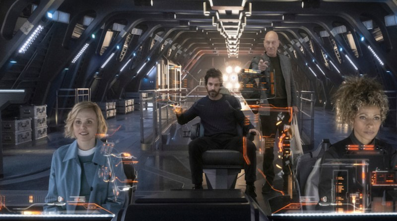 "Star Trek: Picard season 1, episode 3 recap – ""The End Is the Beginning"""