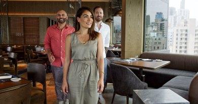 Restaurants on the Edge (Netflix) season 1 review -