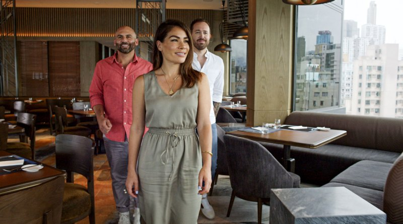 Restaurants on the Edge (Netflix) season 1 review -