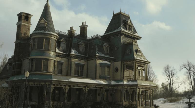 Netflix Series Locke & Key season 1, episode 1 - Welcome to Matheson