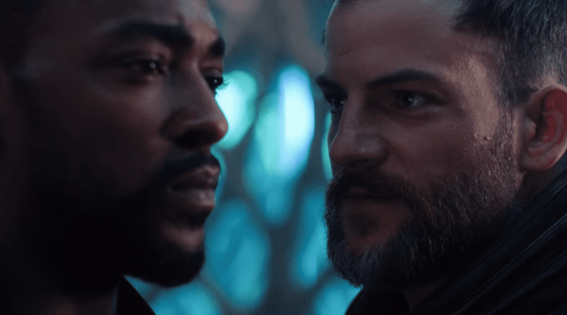 Kovacs and Colonel Carrera go head to head in Altered Carbon Season 2, Episode 3 - Nightmare Alley - Netflix