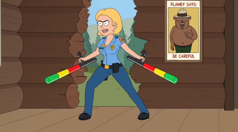 "Paradise PD season 2, episode 7 recap - ""Paradise PD Meets Brickleberry"""