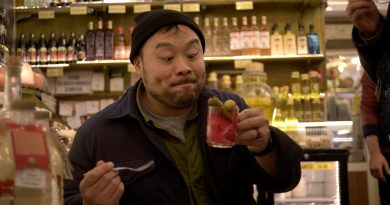 Netflix series Ugly Delicious Season 2 - Chef David Chang takes on fatherhood in season 2