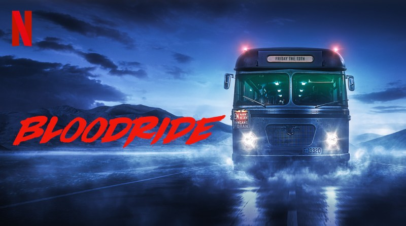 Netflix horror anthology series Bloodride season 1