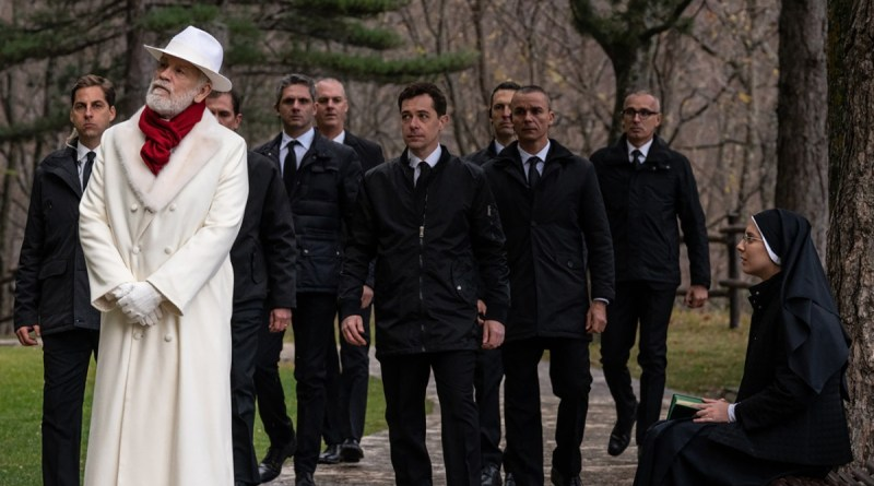 The New Pope season 1, episode 8 recap - two popes, two stories, and lots of mojo