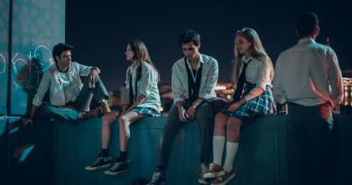 Love 101 (Netflix) review - standard teenage drama livened up by some real-life controversy
