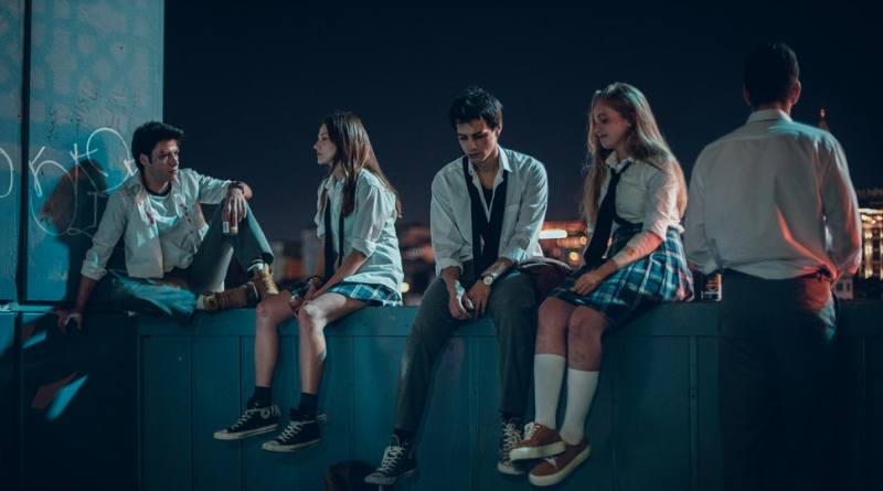 Love 101 (Netflix) review - standard teenage drama livened up by ...