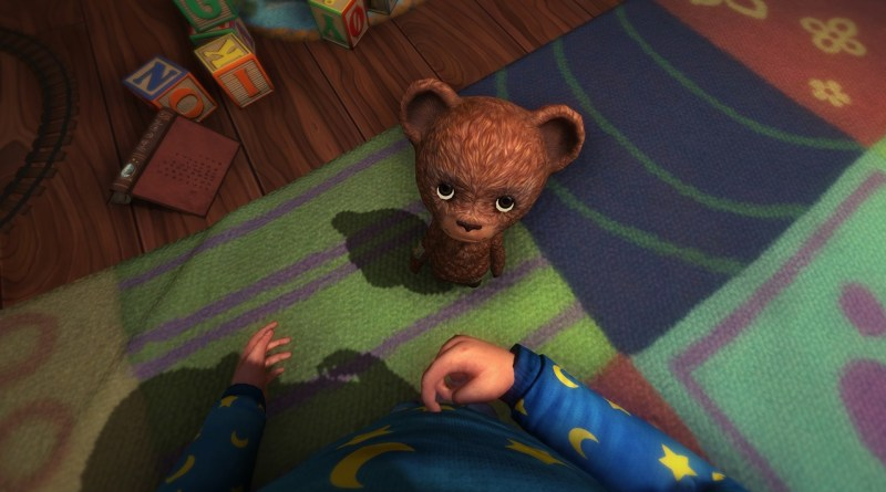 Among the Sleep: Enhanced Edition review – a creepy baby-horror that tries to run before it can walk