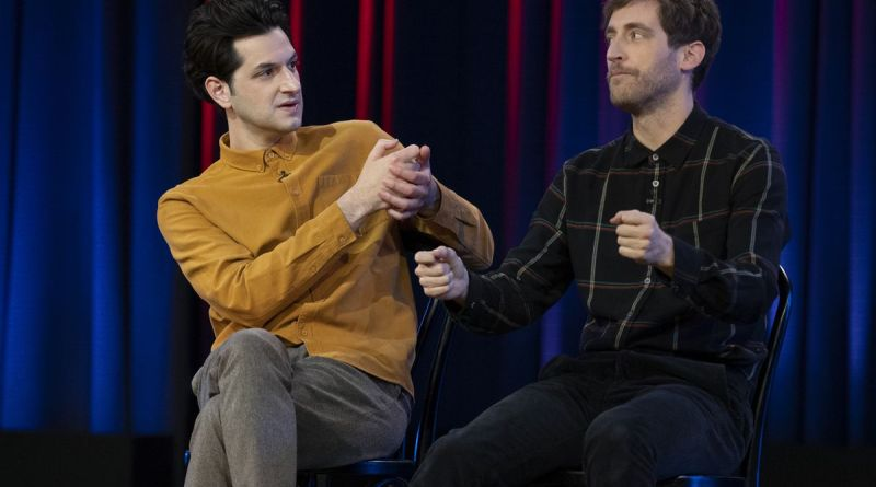 Middleditch & Schwartz (Netflix) review - bringing improv to the small screen