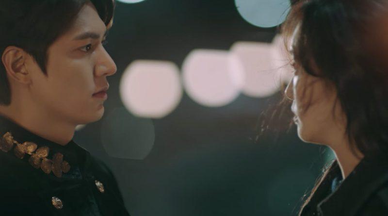 Netflix Korean series The King: Eternal Monarch season 1, episode 4