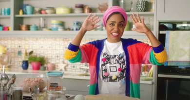 Nadiya's Time to Eat (Netflix) review - now you have more time than ever, spend even less of it cooking