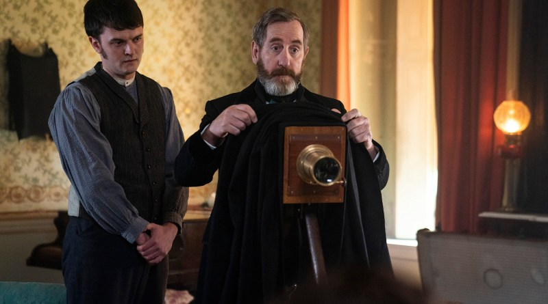 Dead Still (Acorn TV) review - a Victorian dark comedy with wit to spare