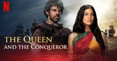 Colombian Netflix series The Queen and the Conqueror season 1