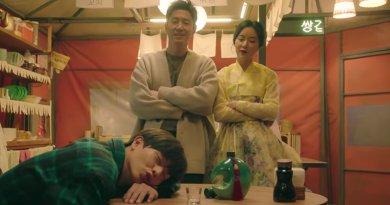 Netflix K-Drama series Mystic Pop-Up Bar episode 2