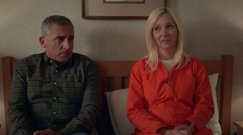 Netflix series Space Force season 1, episode 8 - CONJUGAL VISIT