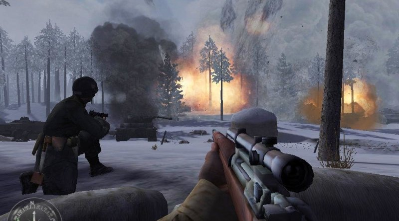 Call of Duty: United Offensive campaign review - one of the finest ever designed