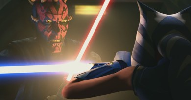 "Star Wars: The Clone Wars season 7, episode 10 recap - ""The Phantom Apprentice"""