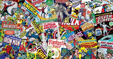 The State Of The (Comic Book) Nation