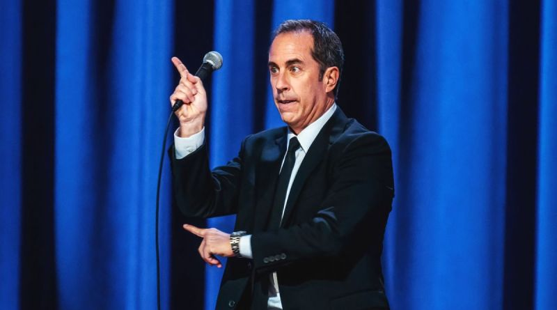 Jerry Seinfeld: 23 Hours to Kill (Netflix) review - he's still got it.