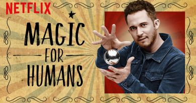 Netflix series Magic for Humans season 3 review