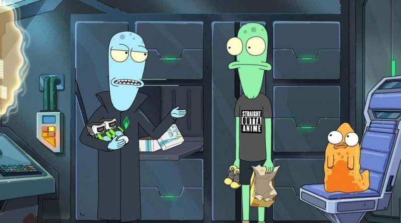 """Solar Opposites season 1, episode 2 recap - """"The Unstable Grey Hole"""""""