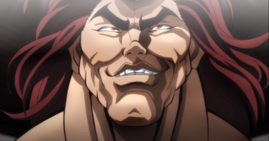 "Baki season 3, episode 12 recap - the end of the line in ""Completion"""