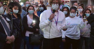 Netflix documentary series Lenox Hill episode 9 - Pandemic