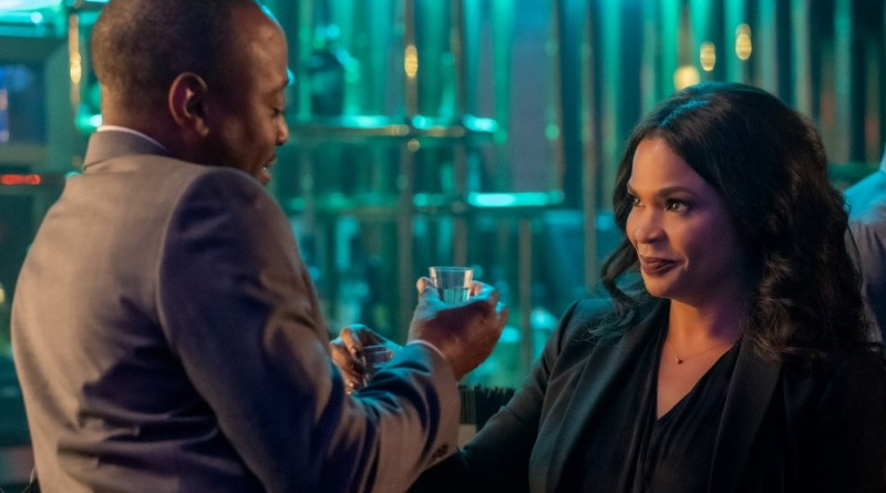 Fatal Affair review – Omar Epps stalks Nia Long in Fatal Attraction 2.0