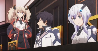 """The Misfit of Demon King Academy episode 2 recap - """"The Witch of Destruction"""""""