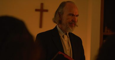 Nothing But The Blood review - characters make the film though poor writing gets in the way