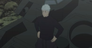Netflix anime series Japan Sinks: 2020 season, episode 9 - Japan Sinks