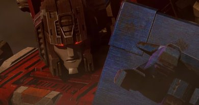 Netflix anime series Transformers: War for Cybertron season 1 (Siege), episode 4