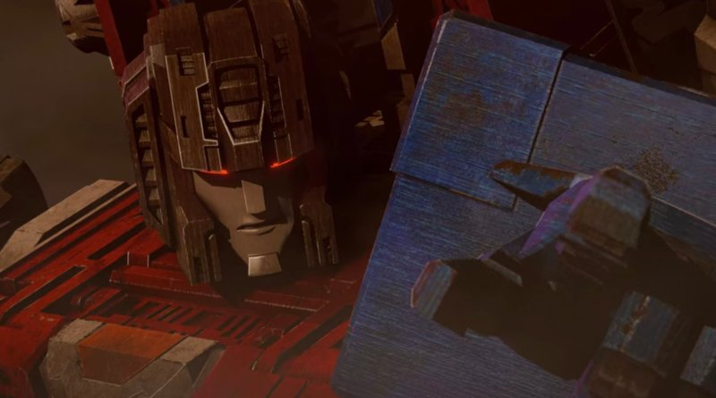 Netflix anime series Transformers: War for Cybertron season 1 (Siege), episode 4