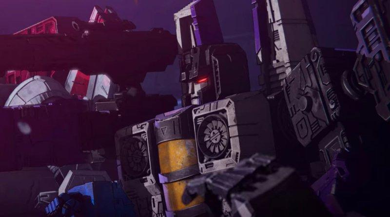 Netflix anime series Transformers: War for Cybertron season 1 (Siege), episode 2