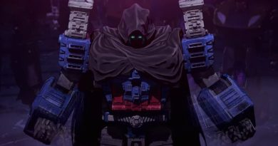 Netflix series Transformers: War for Cybertron season 1 (Siege)