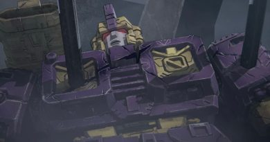 Netflix anime series Transformers: War for Cybertron season 1 (Siege), episode 3