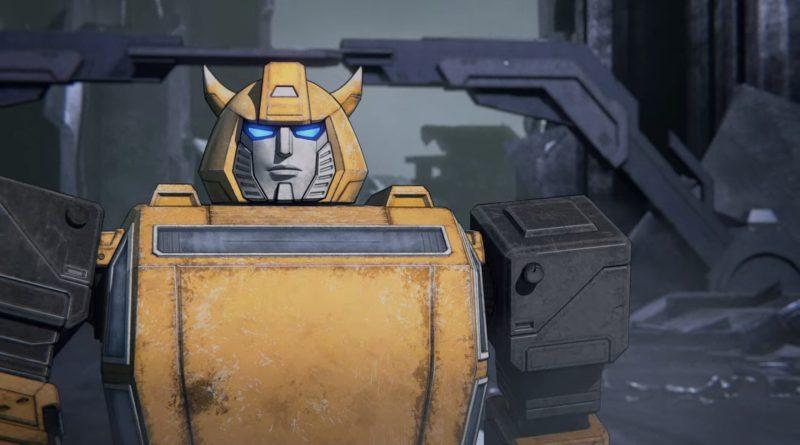 Netflix anime series Transformers: War for Cybertron season 1 (Siege), episode 5