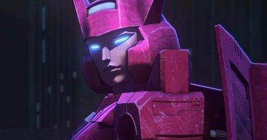 Netflix anime series Transformers: War for Cybertron season 1 (Siege), episode 6