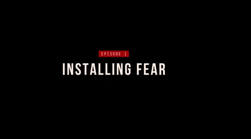 Netflix series Immigration Nation episode 1 - installing fear