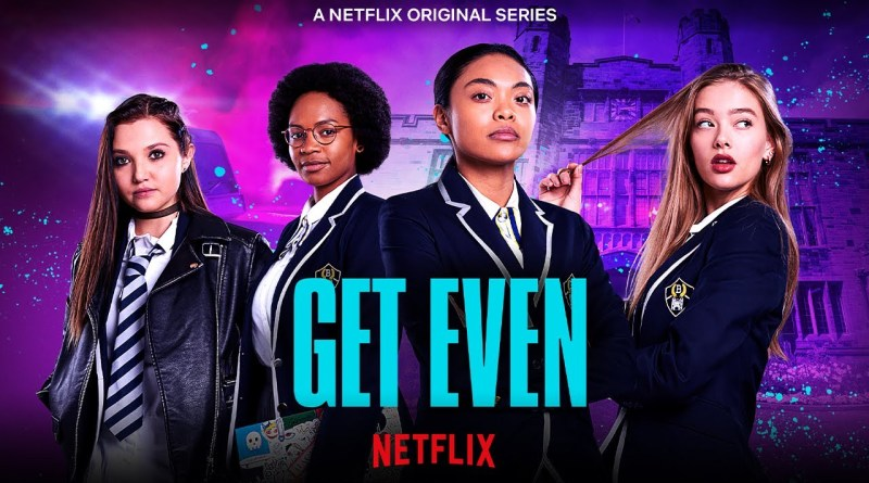 Get Even review - another solid teen mystery, since we don't have enough of those