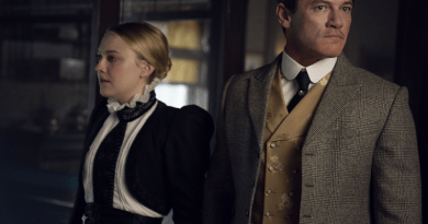 "The Alienist: Angel of Darkness episode 5, ""Belly of the Beast"", and The Alienist: Angel of Darkness episode 6, ""Memento Mori"""