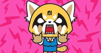 Netflix anime series Aggretsuko season 3