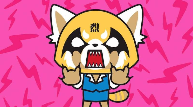 Netflix anime series Aggretsuko season 3, episode 2 - Deep in the Hole