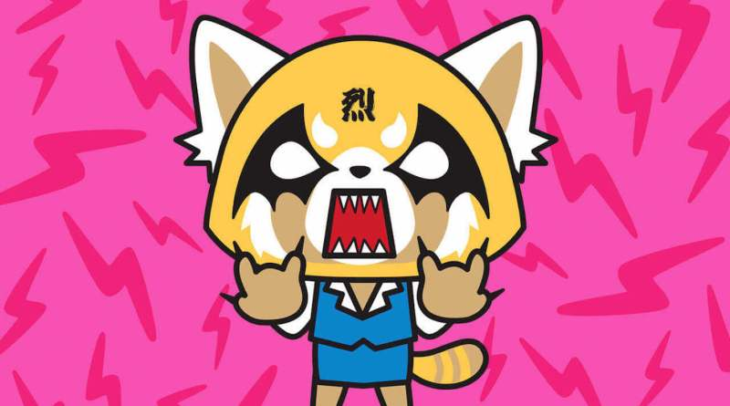 Netflix anime series Aggretsuko season 3, episode 10 - When You Count to Ten