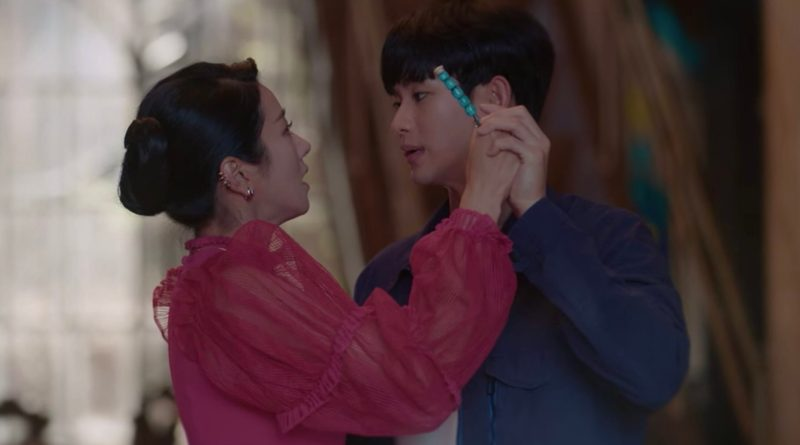 Netflix K-drama series It's Okay to Not Be Okay episode 15