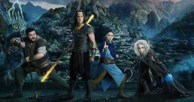 Netflix series The New Legends of Monkey season 2, episode 6 - Gladiators