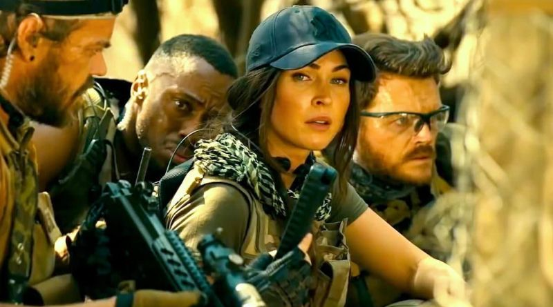 Rogue review – a CGI lion hunts Megan Fox in this woeful action thriller