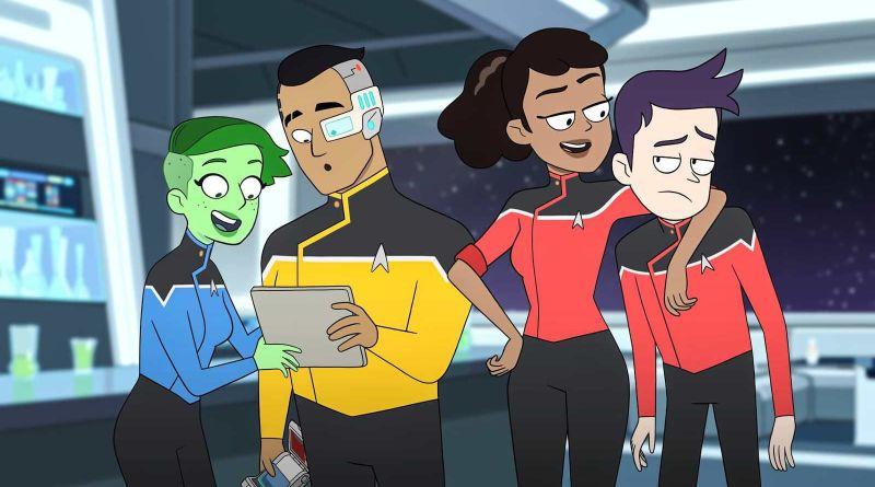 "Star Trek: Lower Decks season 1, episode 3 recap - ""Temporal Edict"""